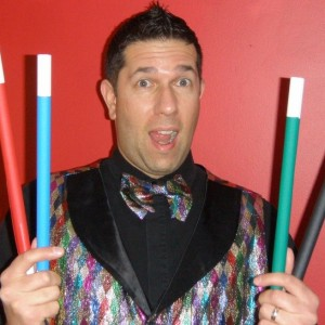 The Marvellous Magician - Magician / College Entertainment in Toronto, Ontario