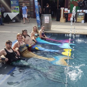 The MerFriends - Mermaid Entertainment / Princess Party in Dallas, Texas
