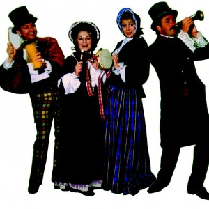 The Merrie Olde Christmas Carolers - Christmas Carolers / A Cappella Group in Sacramento, California