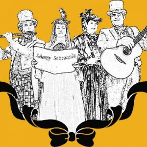 The Merry Minstrels - Christmas Carolers / A Cappella Group in Plantersville, Texas