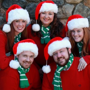 The Mistle-Tones - Christmas Carolers in Boston, Massachusetts