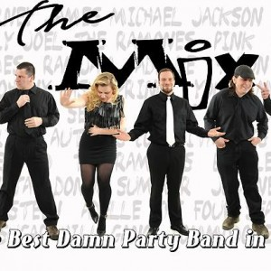 The Mix - Dance Band / Cover Band in Scranton, Pennsylvania