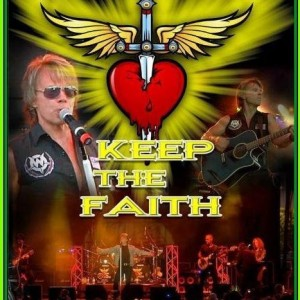 The Modern Bon Jovi Tribute-KEEP THE FAITH - Bon Jovi Tribute Band / Classic Rock Band in Jupiter, Florida