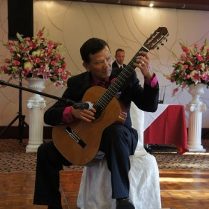 The Moonlight - Classical Guitarist in Grover Beach, California