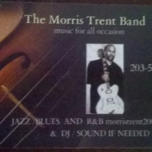 The Morris Trent Band - Americana Band in New Haven, Connecticut