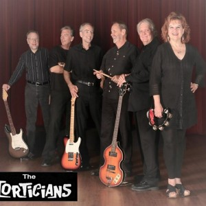 The Morticians - Classic Rock Band / 1960s Era Entertainment in Waco, Texas