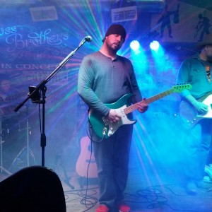 The Moss Brothers Band - Cover Band / College Entertainment in Texarkana, Texas