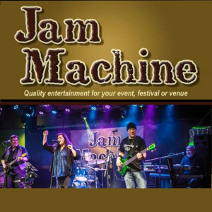 The Jam Machine - Party Band in Cleveland, Ohio