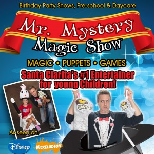 The Mr. Mystery Magic Show - Children's Party Magician in Canyon Country, California