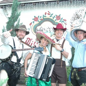 The Munich Boomsteiners - Folk Band in Los Angeles, California