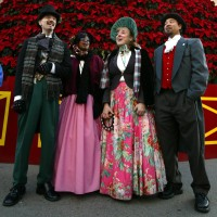 The Music Companie Carolers - Christmas Carolers / A Cappella Singing Group in Los Angeles, California