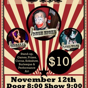 The Mystic Circus - Variety Show / Sideshow in Phoenix, Arizona
