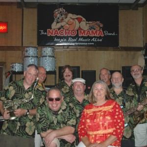 The Nacho Mama Band - Oldies Music in Myrtle Beach, South Carolina
