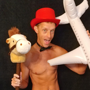 The Naked Jester - Variety Entertainer in Orlando, Florida