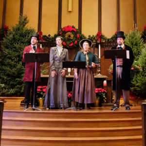 The American Caroling Company - Christmas Carolers in San Antonio, Texas