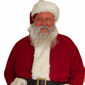 The NC Santa Man - Santa Claus / Storyteller in Hertford, North Carolina