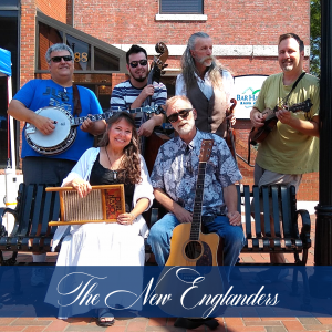 The New Englanders - Americana Band in Boston, Massachusetts