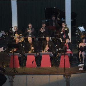 The New Flamingo Swing Orchestra - Big Band in Santa Cruz, California