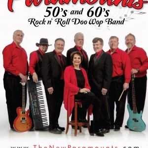 The New Paramounts - Doo Wop Group in Scranton, Pennsylvania