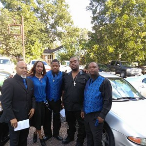 The New Souls of Harmony - Gospel Singer in Houston, Texas