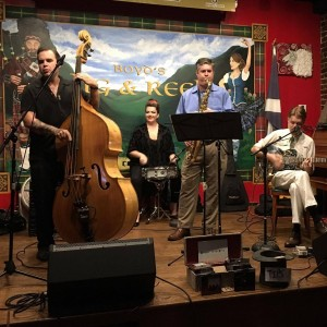 The Nifty Nicks - Jazz Band in Athens, Georgia