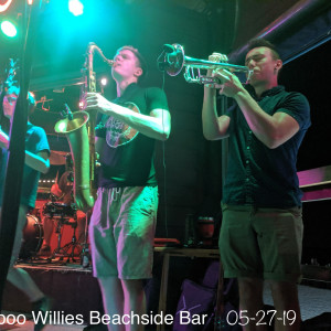 The Nobius Experience - Funk Band in Pensacola, Florida