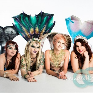 The Ohio Mermaids - Mermaid Entertainment / Children's Party Entertainment in Columbus, Ohio