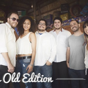 The Old Edition - Top 40 Band in Miami, Florida
