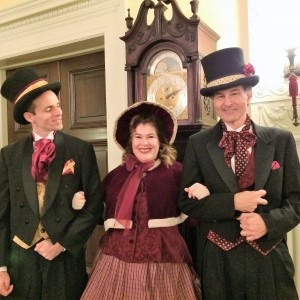 The Old Fashioned Carolers - Christmas Carolers / A Cappella Group in Los Angeles, California