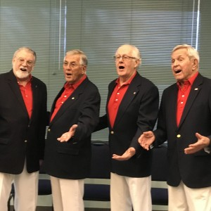 The Old Smoothies - Barbershop Quartet / Singing Group in Palm Harbor, Florida