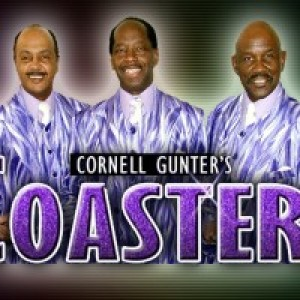 The Original Cornell Gunters COASTERS - R&B Vocalist / Soul Band in Las Vegas, Nevada