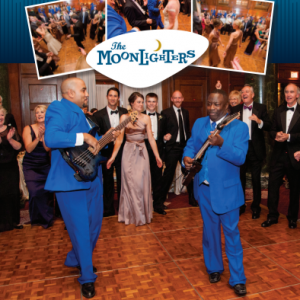 "The ""Original"" Moonlighters® - Motown Group / Swing Band in Washington, District Of Columbia"