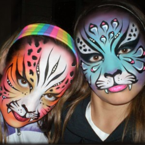 The Other Cheek - Children's Party Entertainment / Body Painter in Sacramento, California