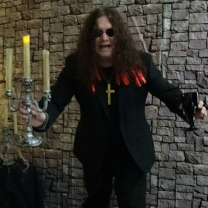 The Ozzynator - Ozzy Osbourne Impersonator in Panama City Beach, Florida