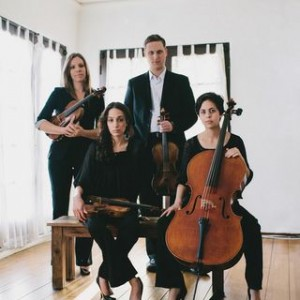 The Pacific Coast Quartet - String Quartet in Costa Mesa, California