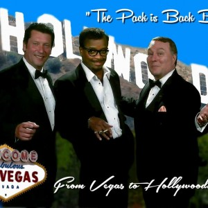 The Pack is Back - Rat Pack Tribute Show / Impersonator in Lake View, New York
