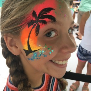 The Paint Pixie - Face Painter / Outdoor Party Entertainment in Charleston, South Carolina