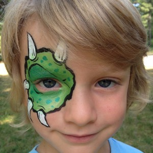 The Painted Lady Face Art - Face Painter / Halloween Party Entertainment in Traverse City, Michigan