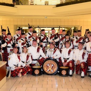 The Palm Beach Pipes and Drums - Celtic Music / Bagpiper in Palm Beach, Florida