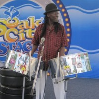 The Pan Piper - Steel Drum Player in Toronto, Ontario