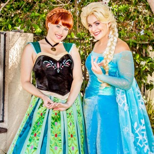 The Perfect Princess Party - Princess Party in Orange County, California