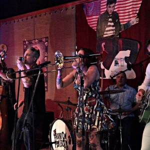 The Phantom Playboys - Rockabilly Band in Wilmington, North Carolina