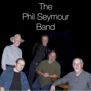 The Phil Seymour Band - Blues Band in Redding, California