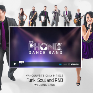 The Phonix Band - Soul Band in Vancouver, British Columbia