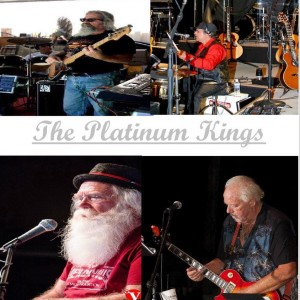 The Platinum Kings - Cover Band / College Entertainment in Oxnard, California