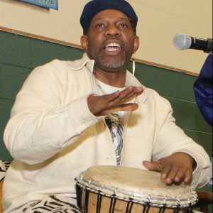 The Poetic Storyteller - Arts/Entertainment Speaker / Drum / Percussion Show in Chicago, Illinois