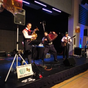 The Polka Maestre Band - Polka Band / One Man Band in Kitchener, Ontario