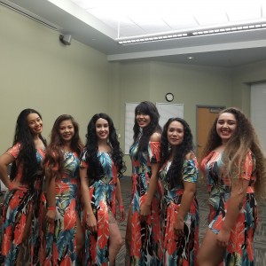 The Poly Nui Dancers