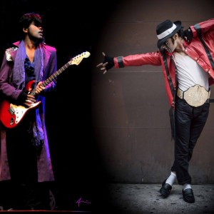 The Prince of Pop: Michael Jackson & Prince Impersonator - Michael Jackson Impersonator in Los Angeles, California