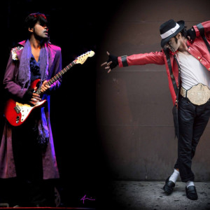 The Prince of Pop: Michael Jackson & Prince Impersonator - Michael Jackson Impersonator / Impersonator in Las Vegas, Nevada